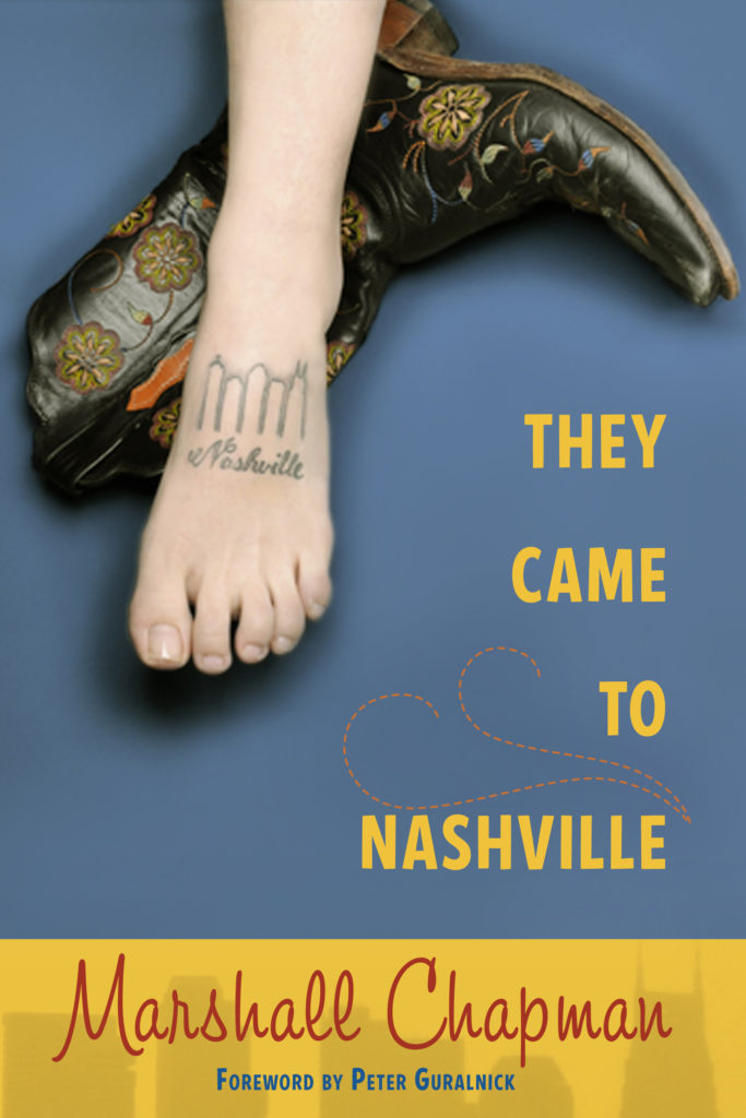 Marshall Chapman - They Came To Nashville