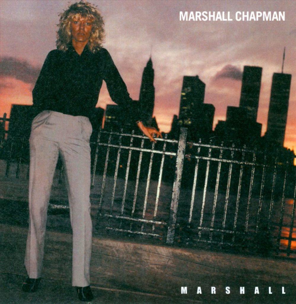 Marshall Chapman - Marshall